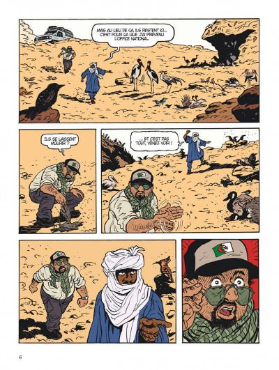 Page 6 Le dernier atlas tome 1 + ex-libris offert