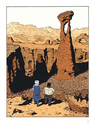 Page 7 Le dernier atlas tome 1 + ex-libris offert
