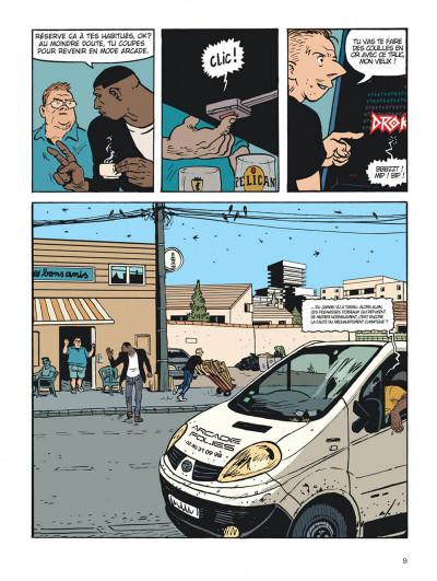 Page 9 Le dernier atlas tome 1 + ex-libris offert