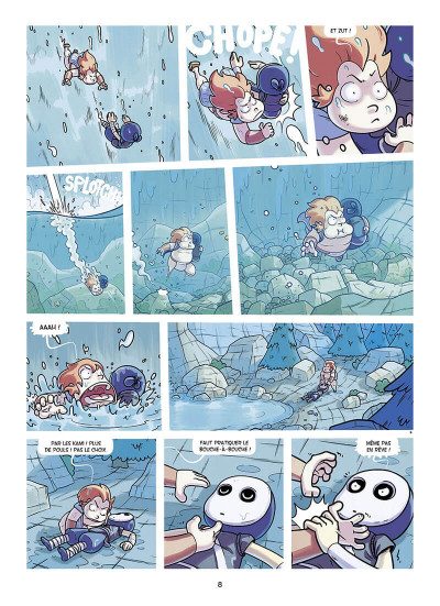 Page 8 Bushido tome 2