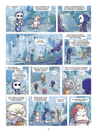 Page 9 Bushido tome 2