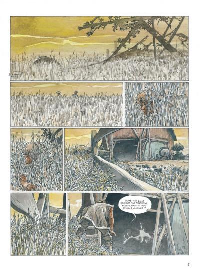 Page 4 Jeremiah tome 35 - Kurdy Malloy