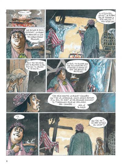 Page 6 Jeremiah tome 35 - Kurdy Malloy