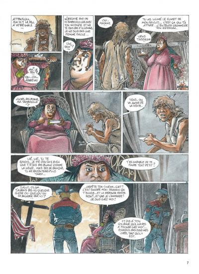 Page 7 Jeremiah tome 35 - Kurdy Malloy