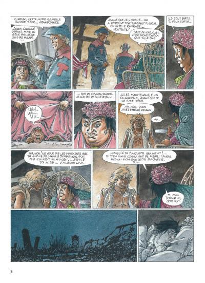 Page 8 Jeremiah tome 35 - Kurdy Malloy