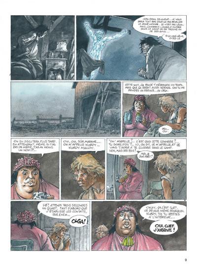 Page 9 Jeremiah tome 35 - Kurdy Malloy