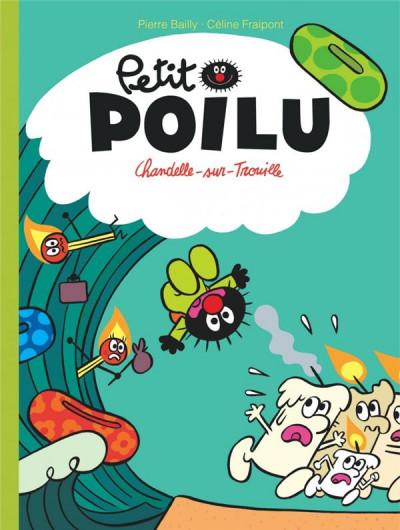 Couverture Petit Poilu tome 21