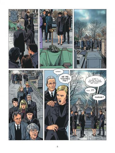 Page 5 Michel Vaillant - nouvelle saison - Fan Box tome 6