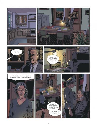 Page 7 Michel Vaillant - nouvelle saison - Fan Box tome 6