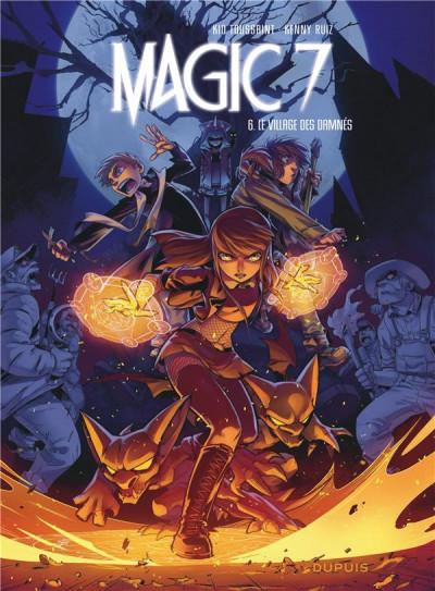 Couverture Magic 7 tome 6