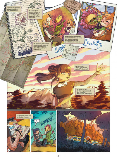 Page 4 Magic 7 tome 6