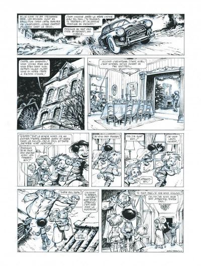 Page 3 Spirou et Fantasio vu par... - édition prestige tome 12 - il s'appelait Ptirou