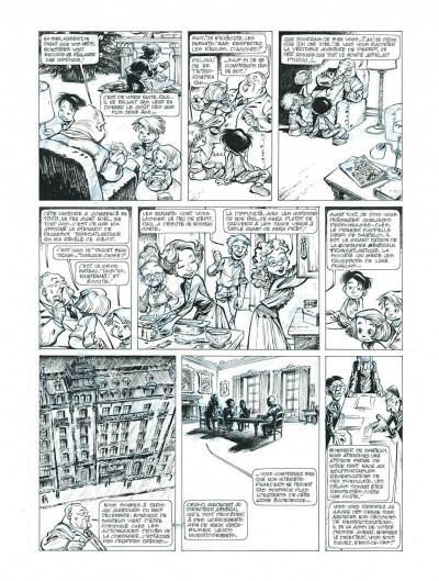 Page 5 Spirou et Fantasio vu par... - édition prestige tome 12 - il s'appelait Ptirou