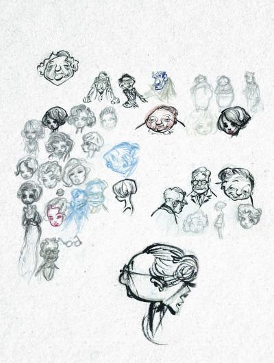 Page 6 Spirou et Fantasio vu par... - édition prestige tome 12 - il s'appelait Ptirou