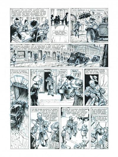Page 7 Spirou et Fantasio vu par... - édition prestige tome 12 - il s'appelait Ptirou