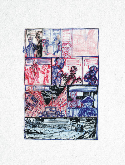 Page 8 Spirou et Fantasio vu par... - édition prestige tome 12 - il s'appelait Ptirou
