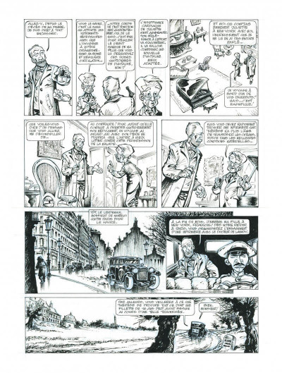 Page 9 Spirou et Fantasio vu par... - édition prestige tome 12 - il s'appelait Ptirou