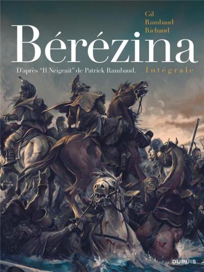 Couverture Bérézina - intégrale