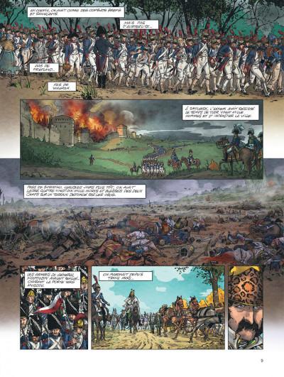 Page 9 Bérézina - intégrale