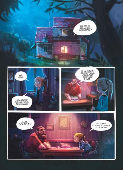 Page 2 La boîte à musique tome 1
