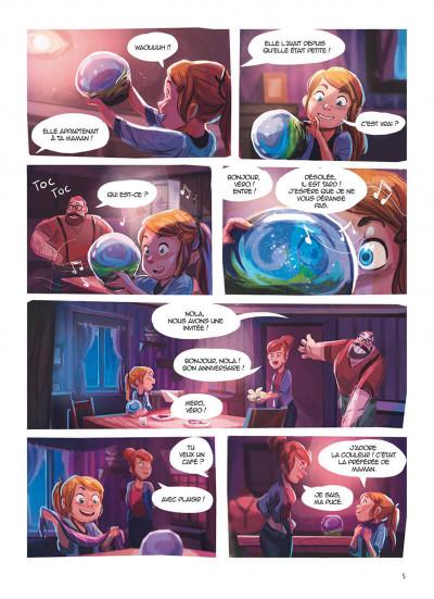 Page 5 La boîte à musique tome 1