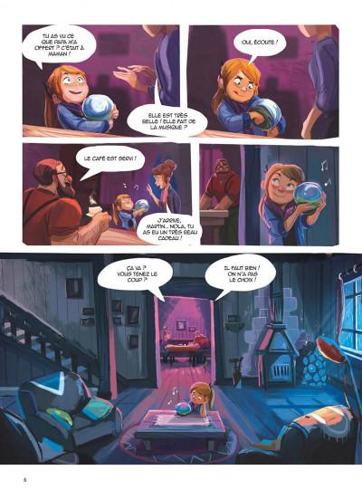 Page 6 La boîte à musique tome 1