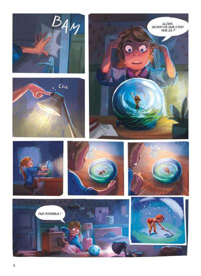 Page 8 La boîte à musique tome 1