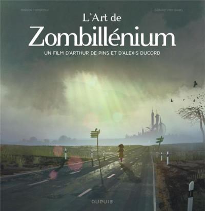 Couverture L'art de Zombillénium
