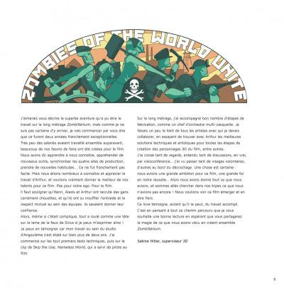 Page 4 L'art de Zombillénium