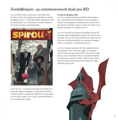 Page 9 L'art de Zombillénium