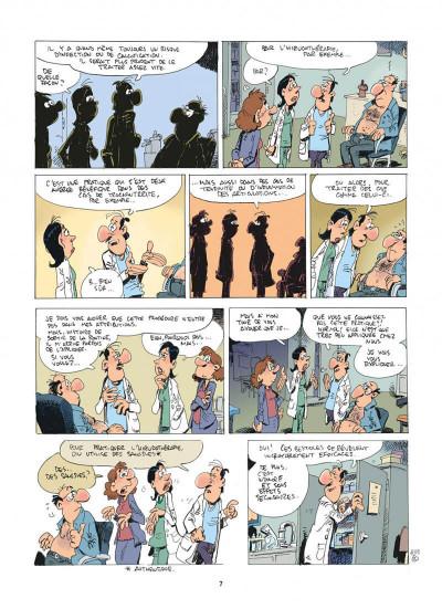 Page 7 Les femmes en blanc tome 40