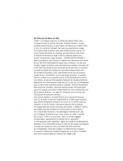 Page 4 Les chevaux du vent - intégrale