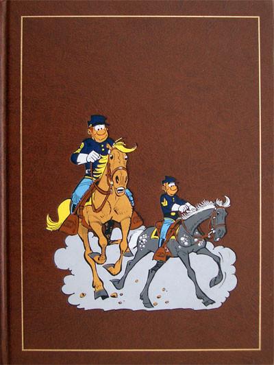 Couverture Les Tuniques bleues (Rombaldi) tome 15