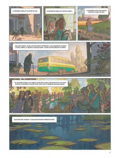 Page 7 Nymphéas noirs