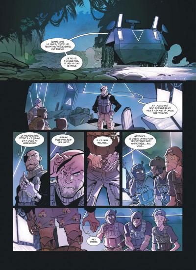 Page 4 Des histoires courtes du marsupilami par... tome 1