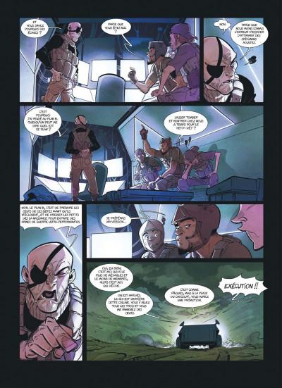 Page 5 Des histoires courtes du marsupilami par... tome 1
