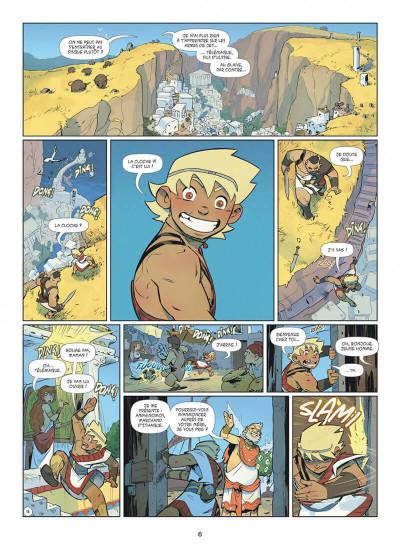 Page 6 Télémaque tome 1