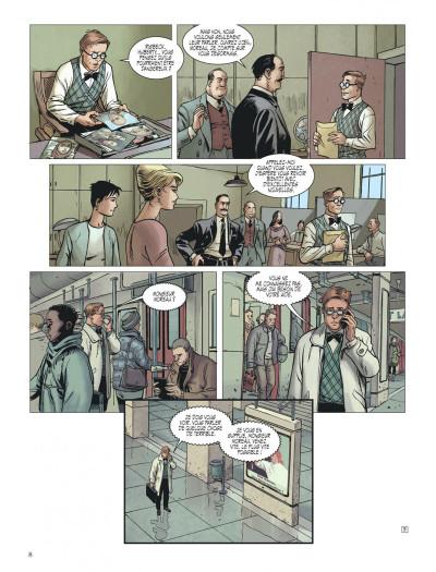 Page 8 SOS bonheur - saison 2  tome 2 + ex-libris offert