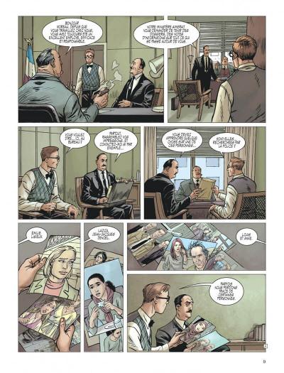 Page 9 SOS bonheur - saison 2  tome 2 + ex-libris offert