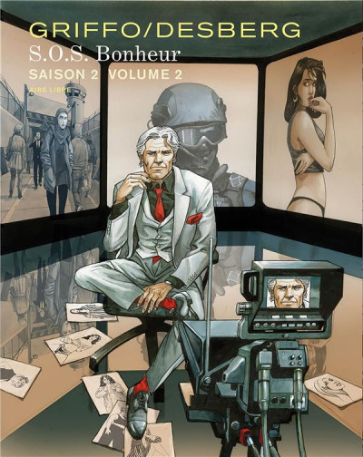 Couverture SOS bonheur - saison 2 tome 2 (édition spéciale)