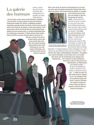 Page 3 Zombillénium T.1 - Gretchen