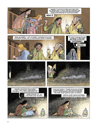 Page 8 Plus près de toi tome 2