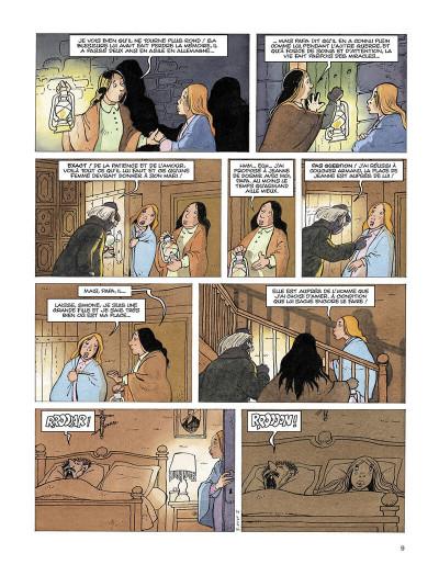 Page 9 Plus près de toi tome 2