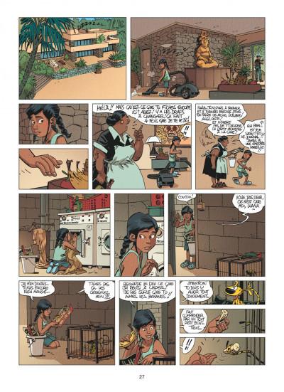 Page 7 Des histoires courtes du Marsupilami par... tome 2