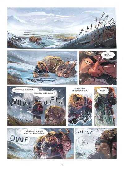 Page 4 Des histoires courtes du Marsupilami par... tome 2
