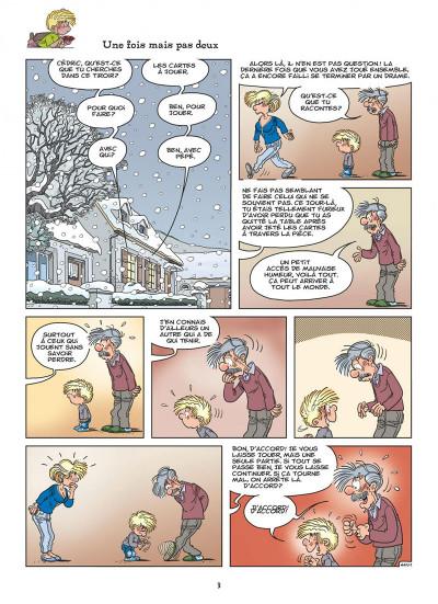 Page 3 Cédric tome 32