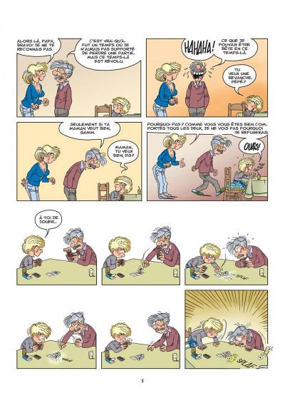 Page 5 Cédric tome 32