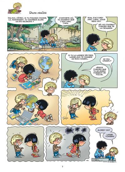 Page 7 Cédric tome 32