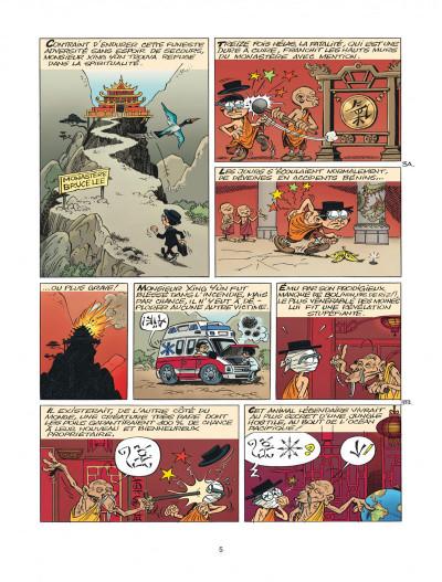 Page 5 Marsupilami tome 31