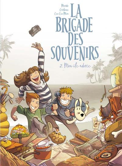 Couverture La brigade des souvenirs tome 2